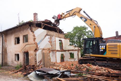 Снос первых пятиэтажек по реновации Москвы запланирован на конец июня