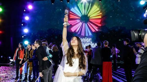 За право представлять Россию на «Детском Евровидении-2018» поборются школьницы из Казани