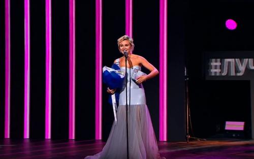 Полина Гагарина стала лучшей певицей года по версии RU.TV