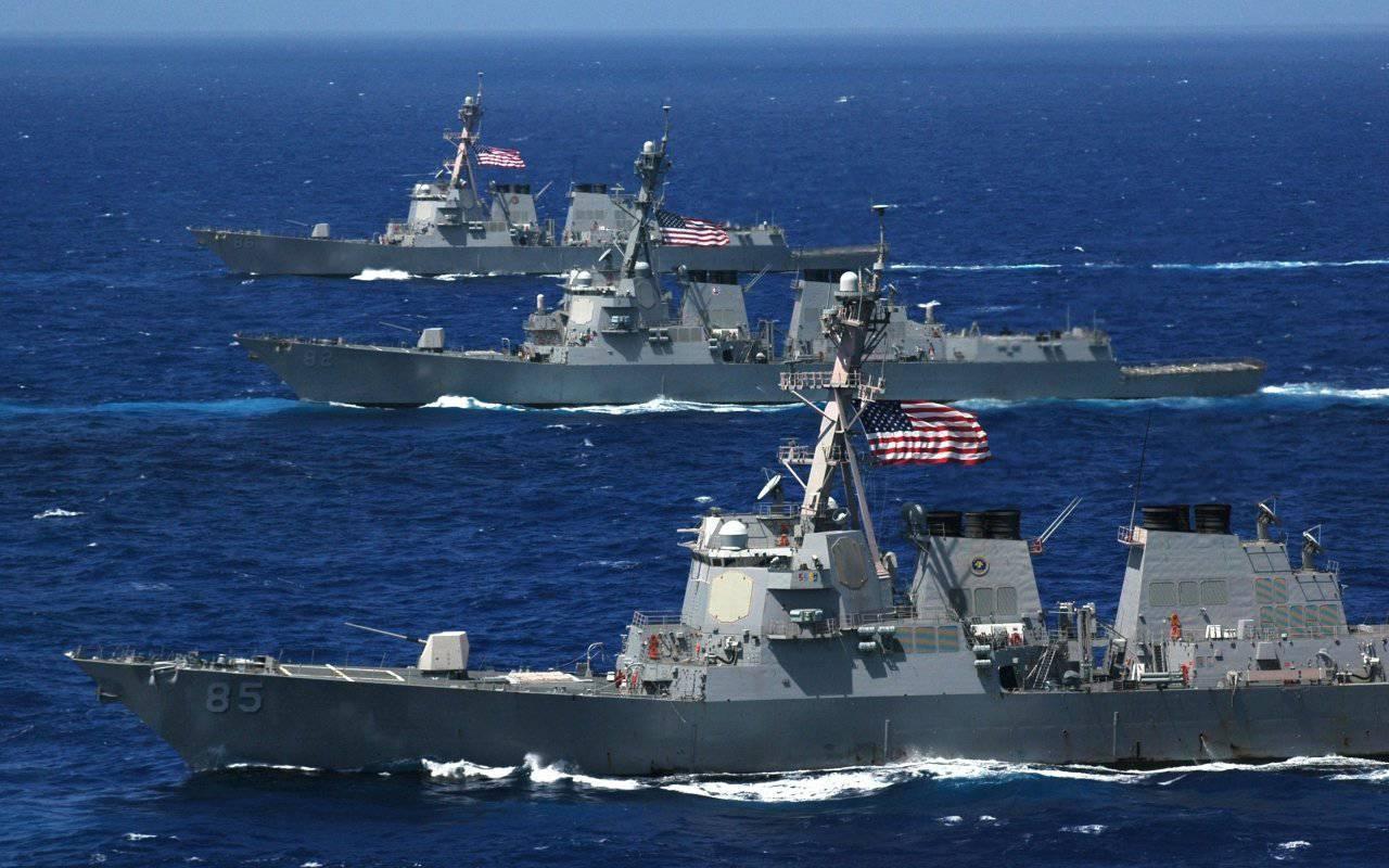 Флот США получит новейшую противокорабельную ракету NSM