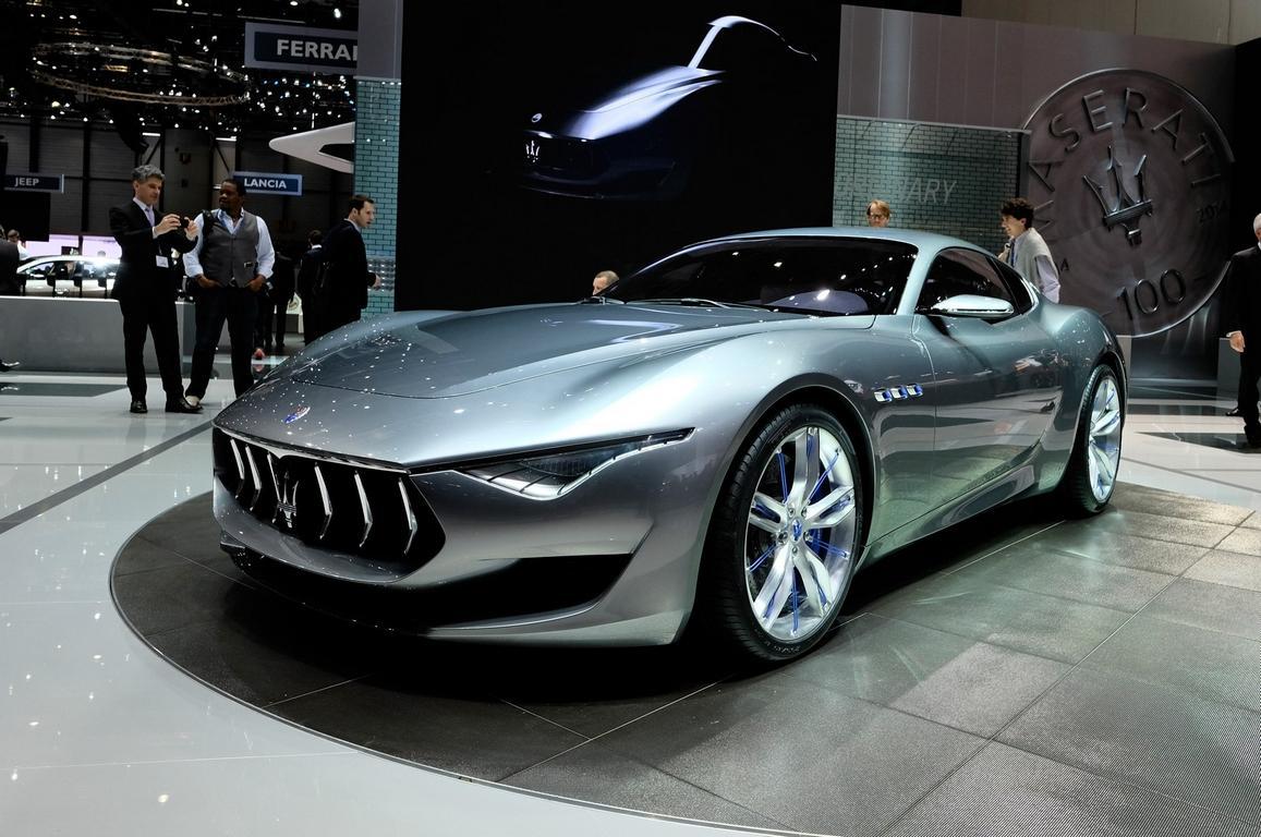 Компания Мазерати собирается выпустить новый кроссовер, спорткар и 4 электромобиля