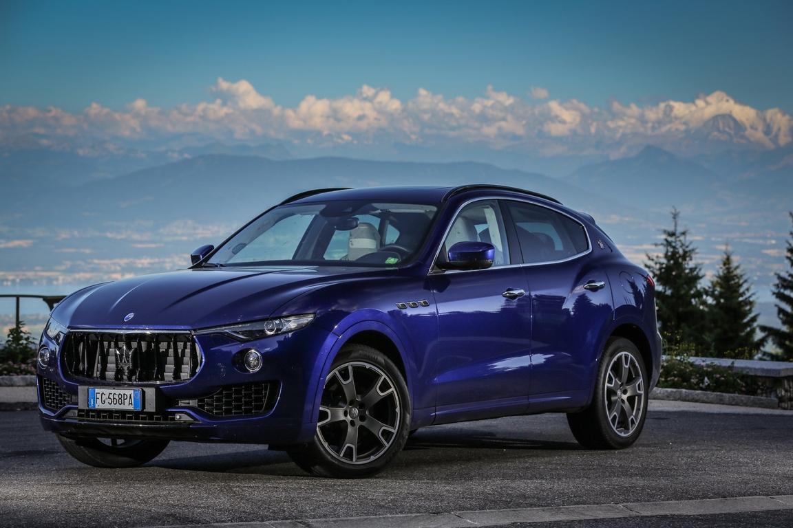 Компания Maserati выпустит новый кроссовер, спорткар и4 электромобиля