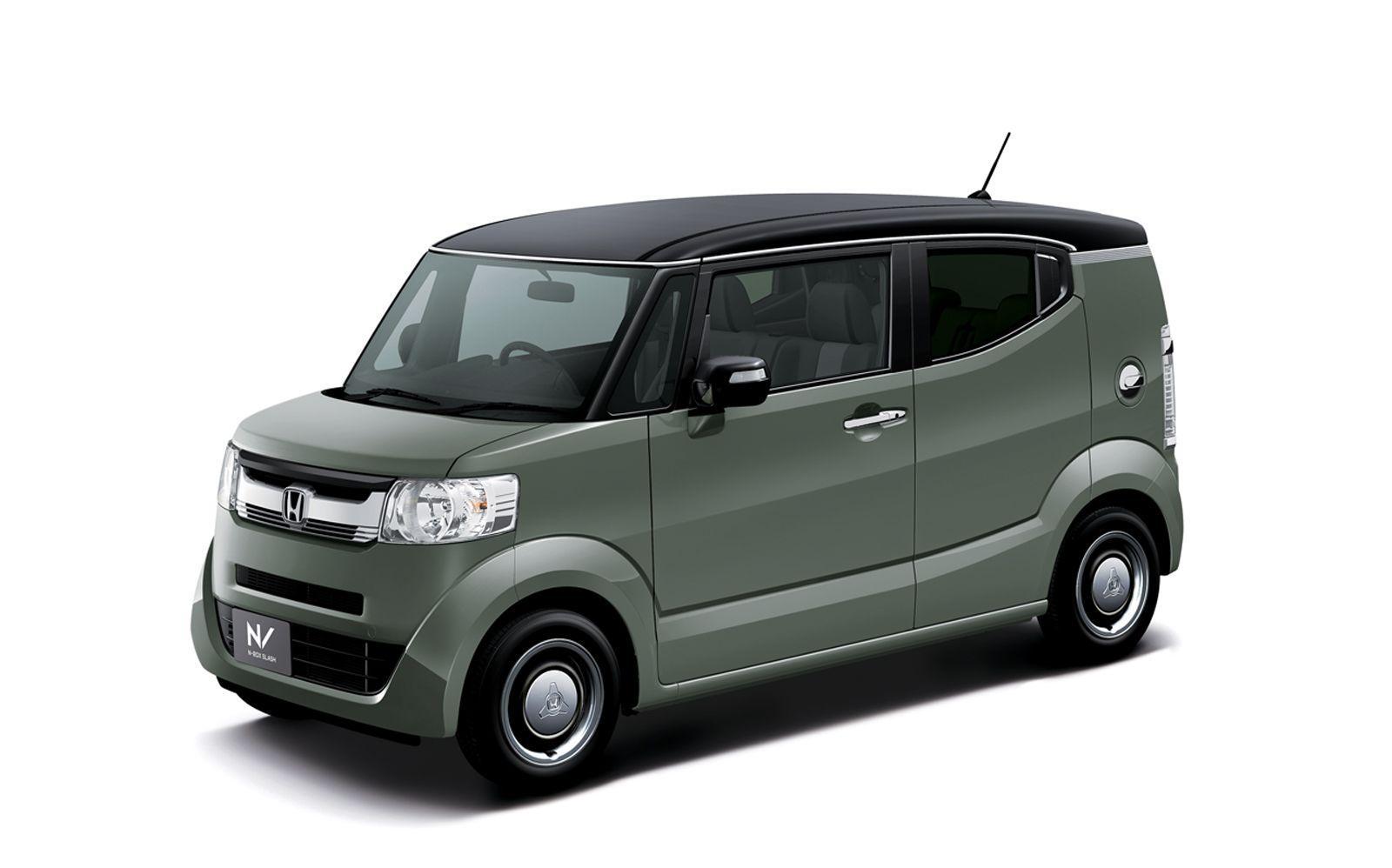 Хонда представила грузовой кей-кар N-VAN