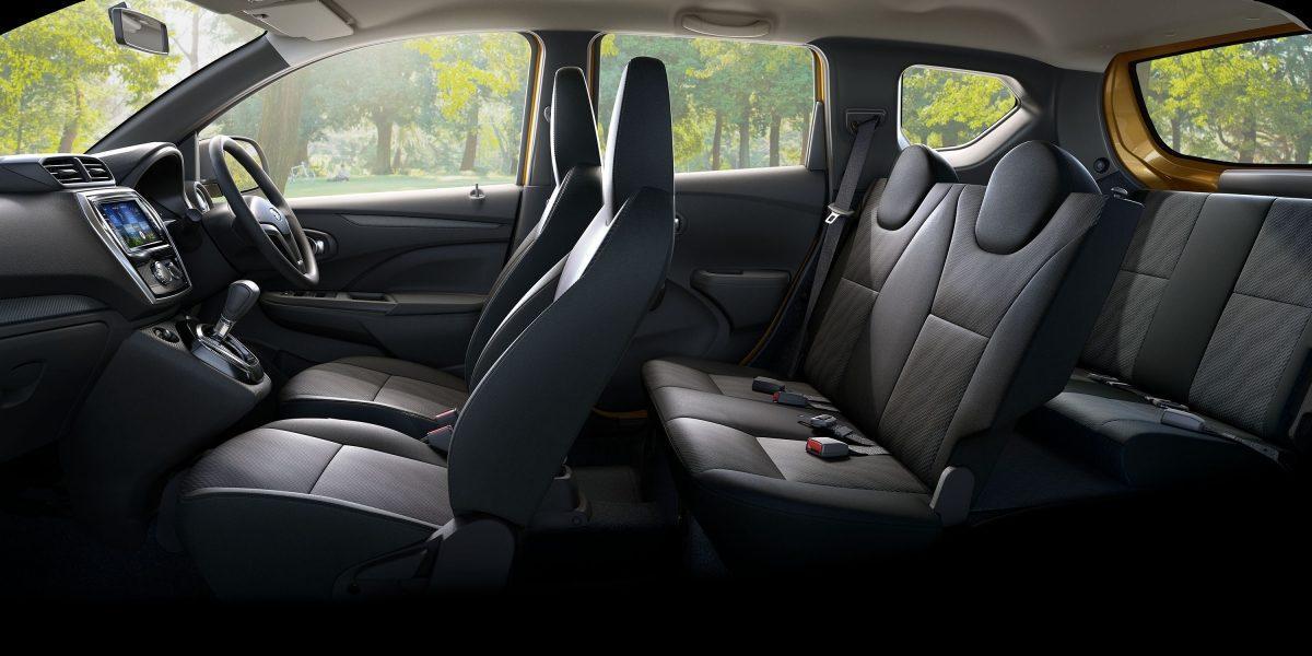 «Паркетник» Datsun Cross на78 «лошадей» получил поразительный спрос из-за низкой цены