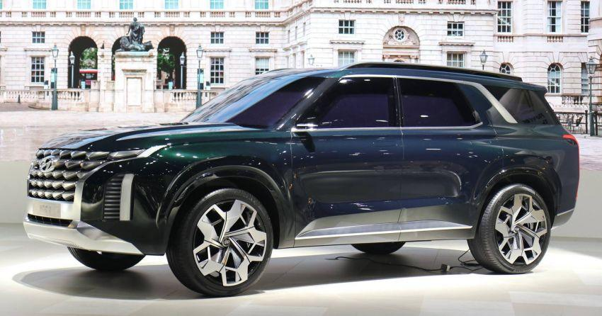 Hyundai показала новую концепцию дизайна будущих кроссоверов