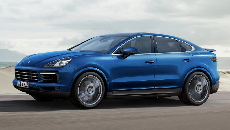 Porsche запустит в производство Cayenne-купе — Новости