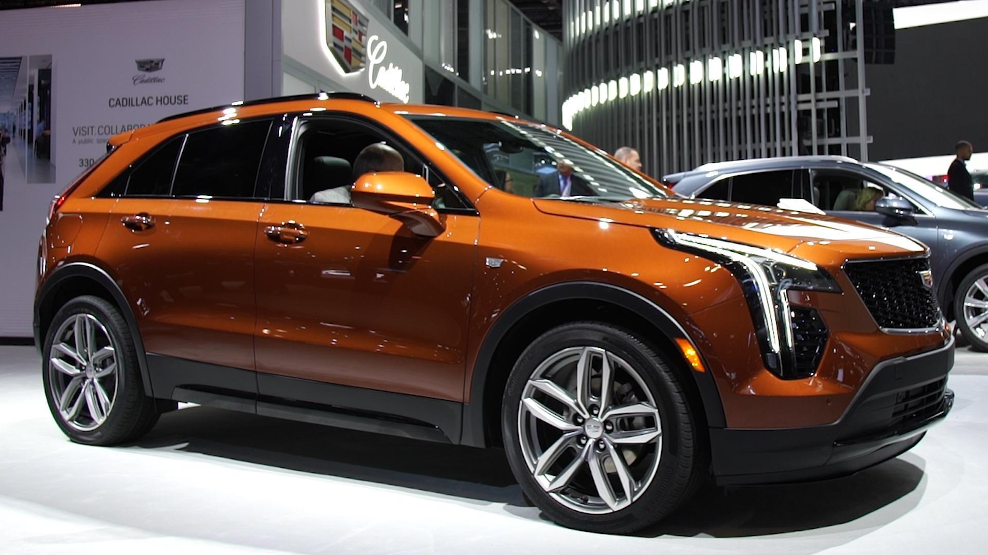 Cadillac назвал стоимость XT4 для американского рынка