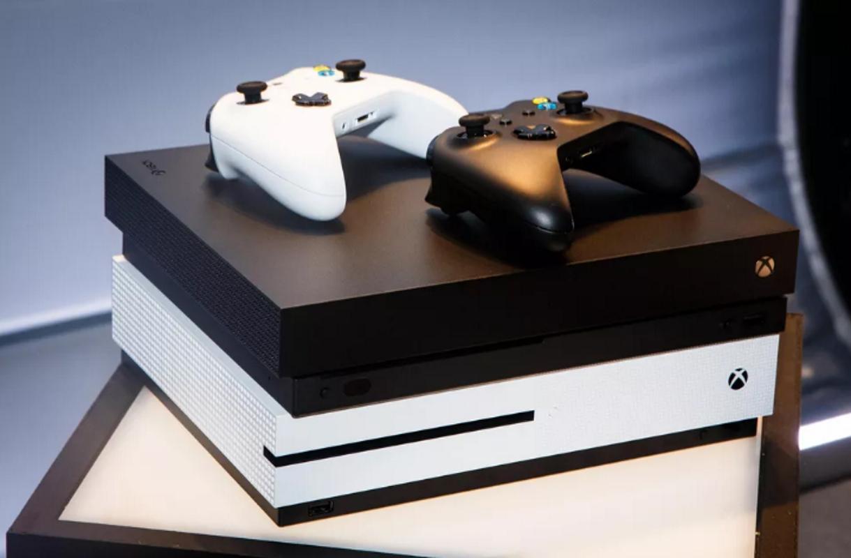 Microsoft начала работать над новыми консолями Xbox