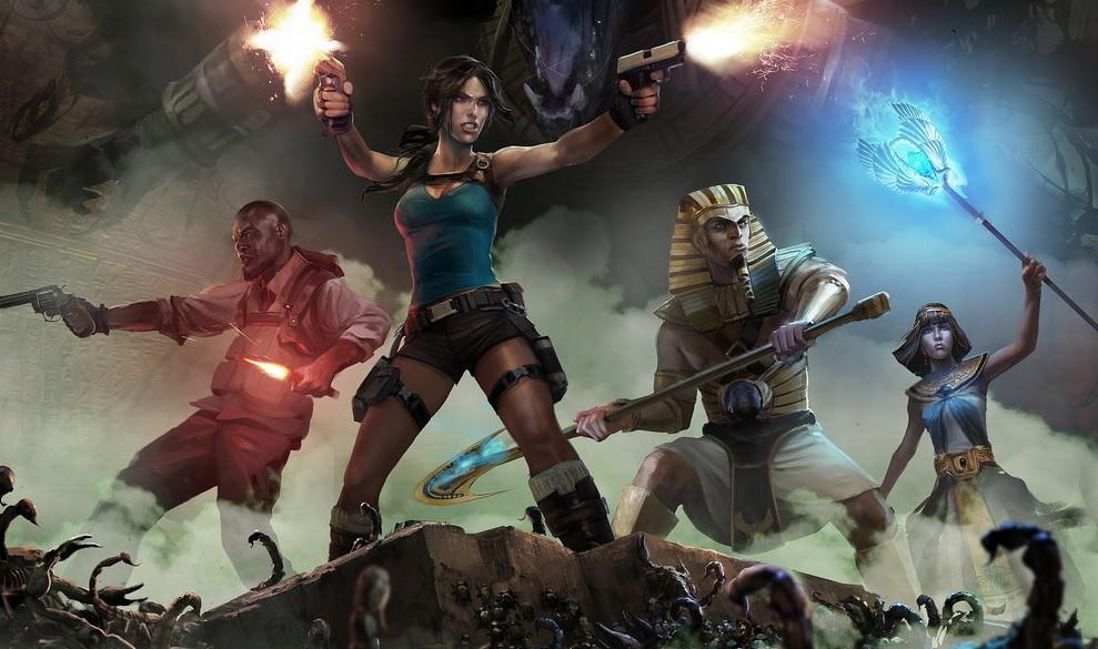Видео: Лара учиняет катастрофу в первом геймплейном трейлере Shadow of the Tomb Raider