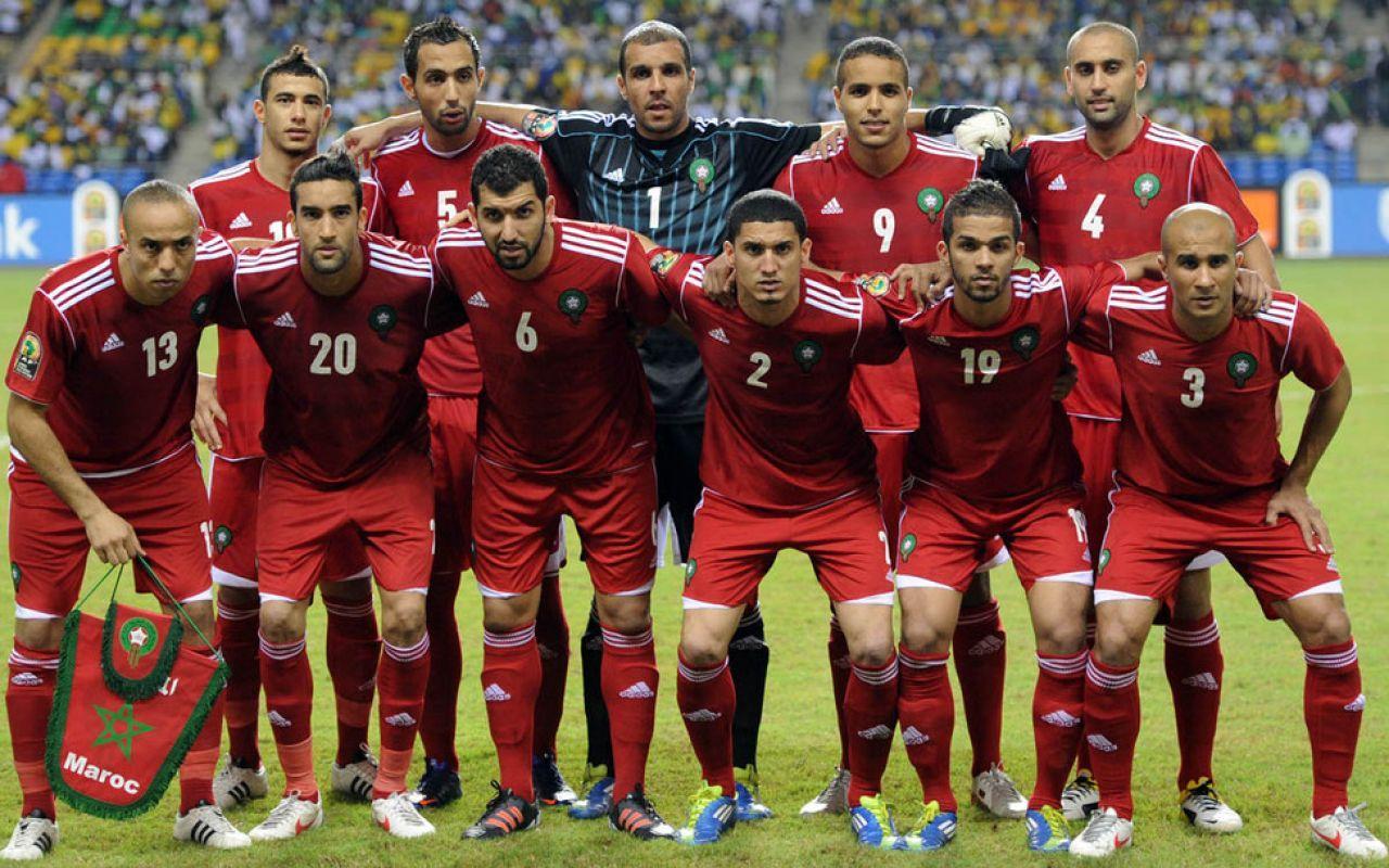 foto Сборная марокко по футболу изображения