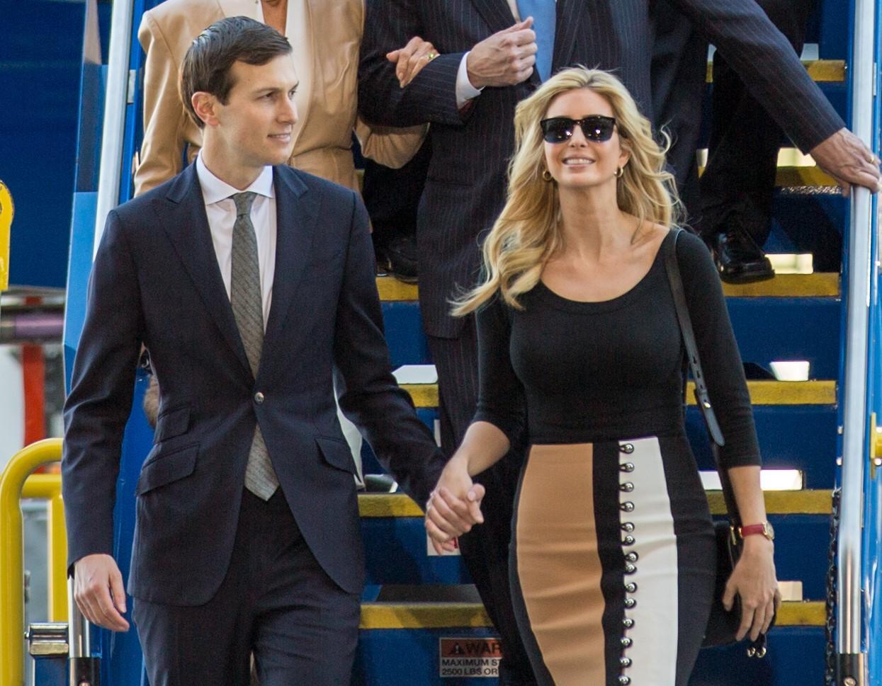 WSJ: стоимость активов зятя и дочери Трампа возросла на десятки миллионов долларов