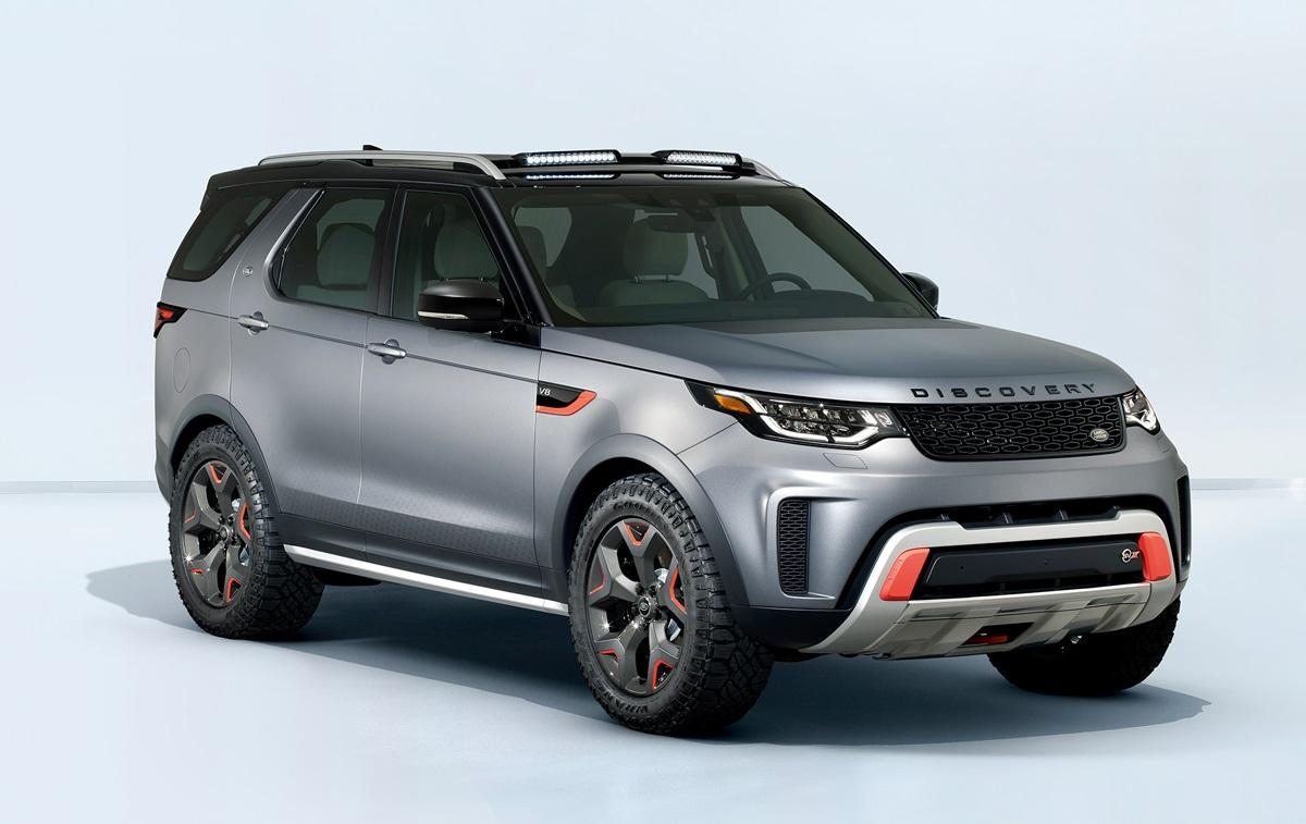 49e09bd95255 Land Rover Discovery 2019 стал мощнее и безопаснее