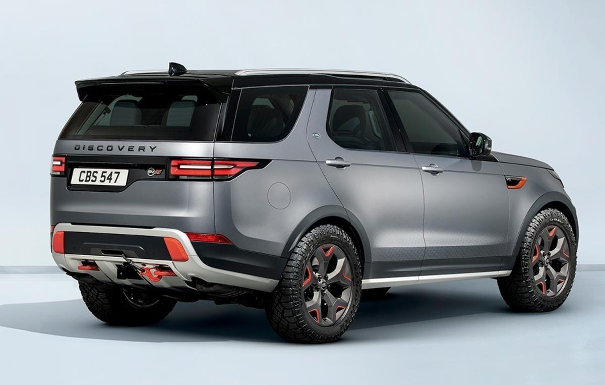 5249b58a01b7 Новый Land Rover Discovery обзавелся двумя новыми системами безопасности.  Внедорожник получил доработанный круиз-контроль, сохраняющий дистанцию, ...