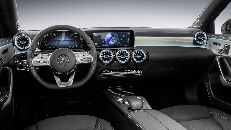 СМИ рассекретили данные оновом седане Mercedes-Benz A-Class