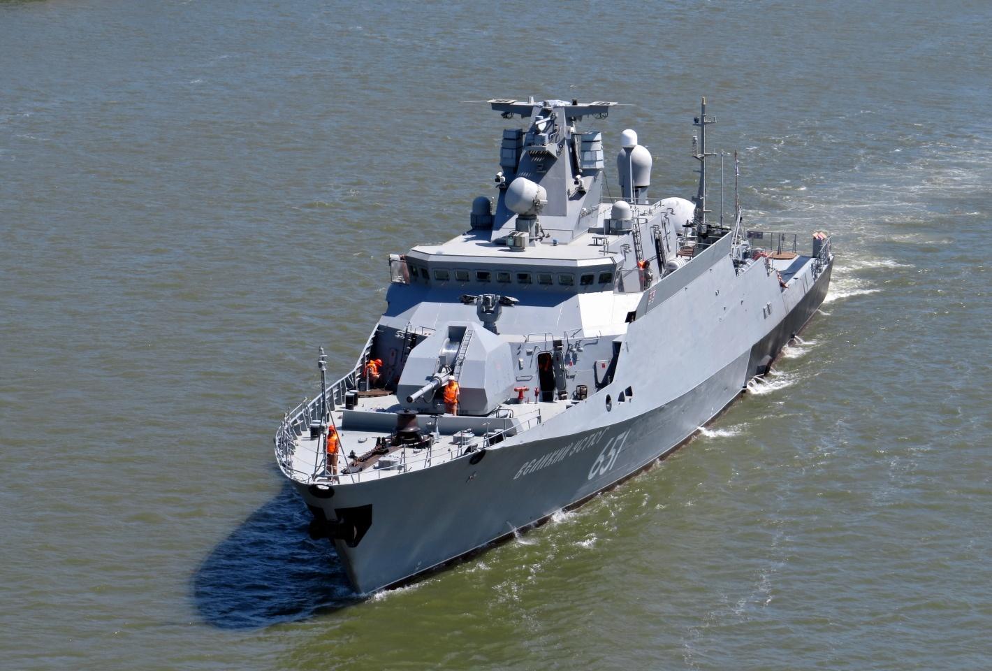 ВСредиземное море вошли русские корветы сракетами «Калибр» наборту