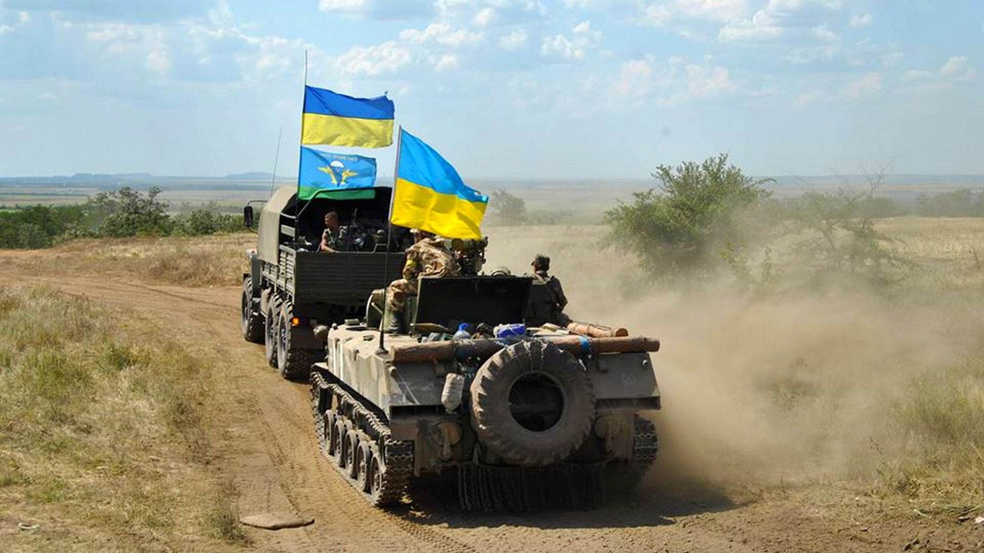 ВСУ обстреляли изтяжёлой артиллерии югДНР