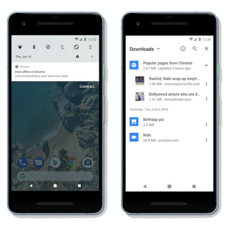 Google прибавит новейшую функцию вСhrome для андроид
