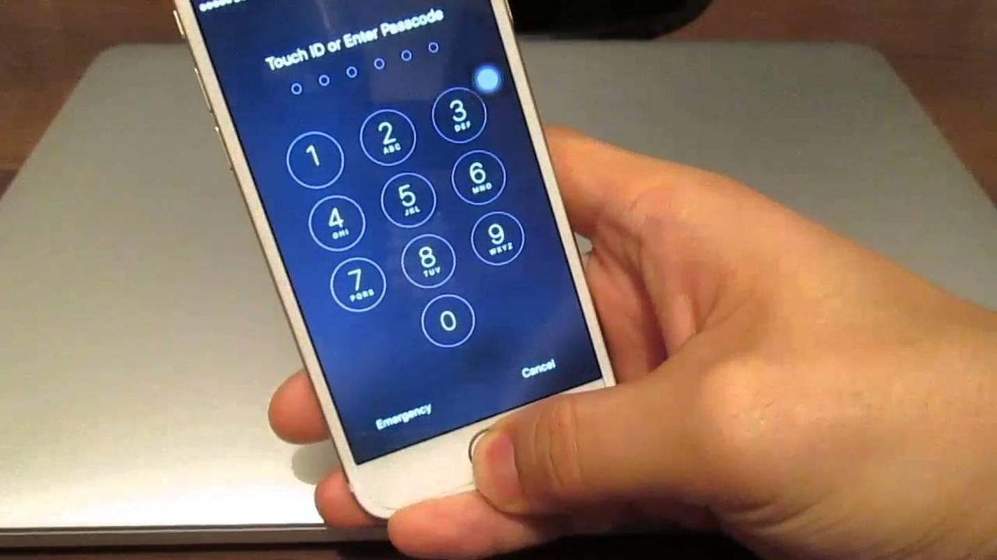 Хакеры порекомендовали самый неопасный пароль для iPhone