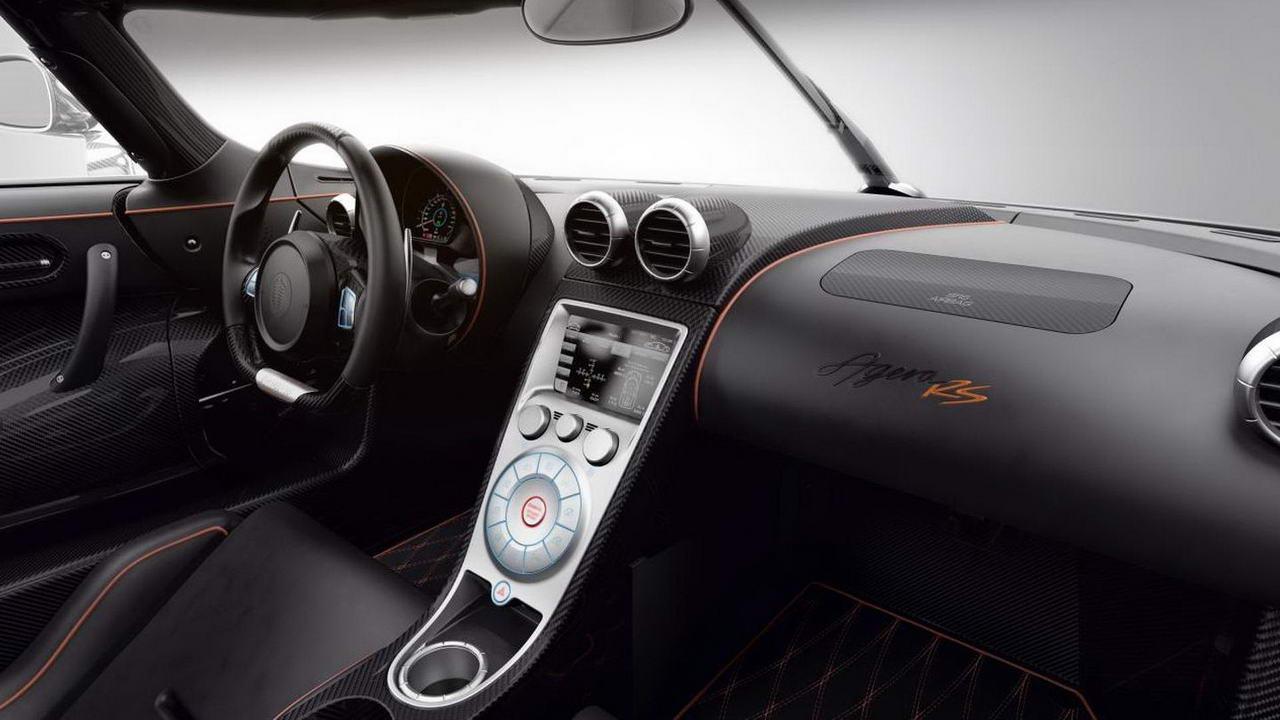 1-ый тизер нового гиперкара продемонстрировал Koenigsegg