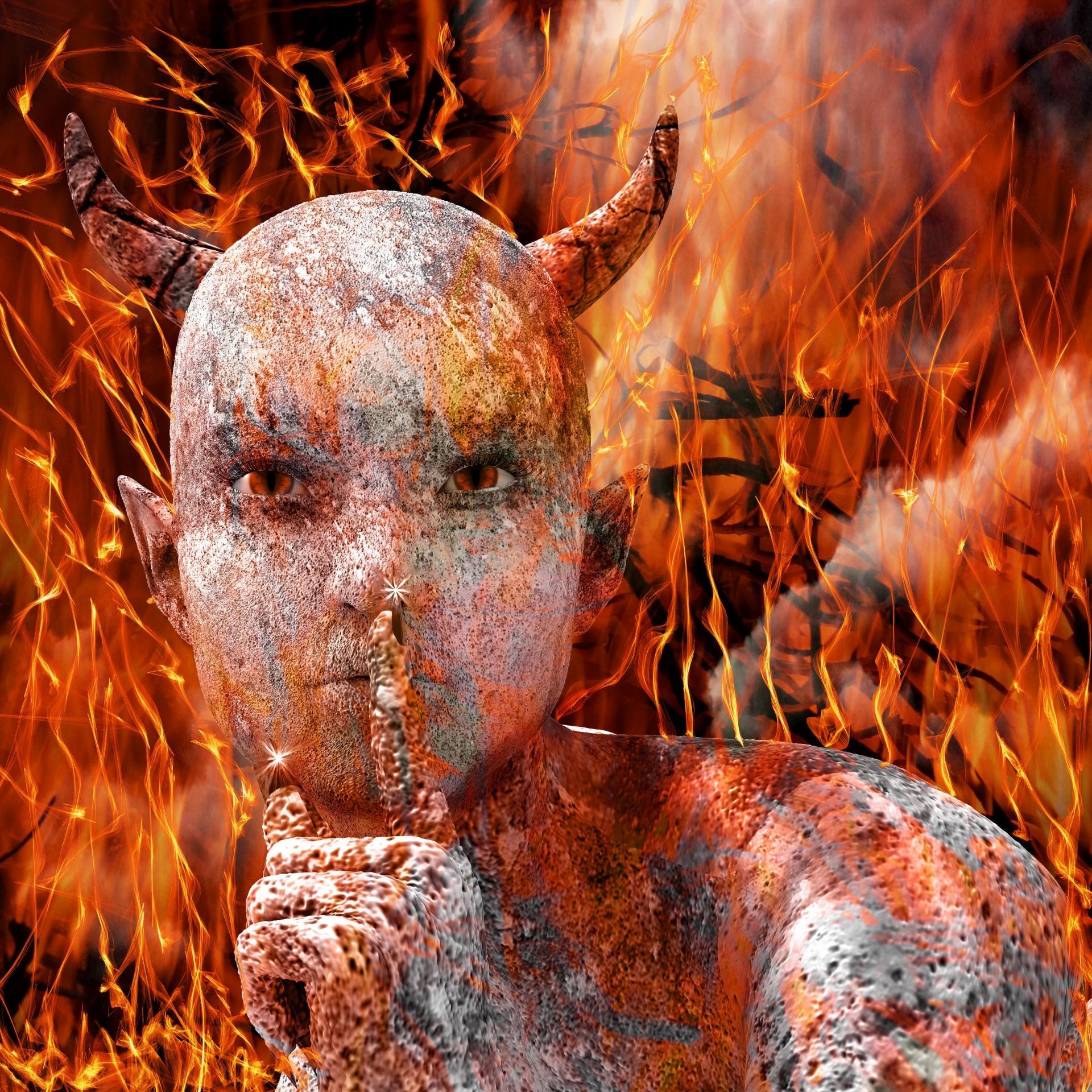 Кто не попадт в ад