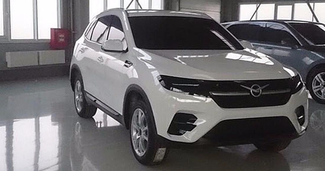 УАЗ возобновил работу над первым кроссовером УАЗ 3170