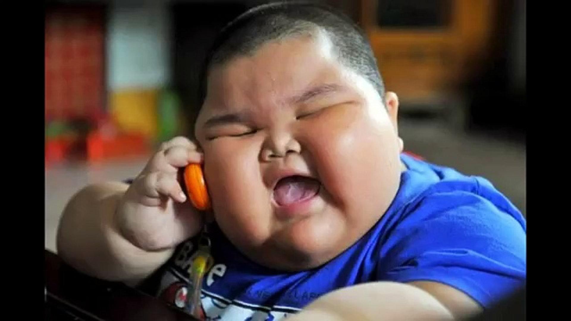 Самый толстый ребенок в мире картинки