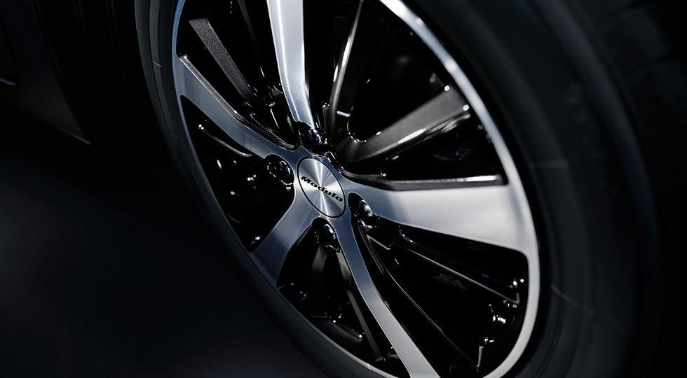 Хонда выпустит хетчбэк Fit сприставкой Modulo Style