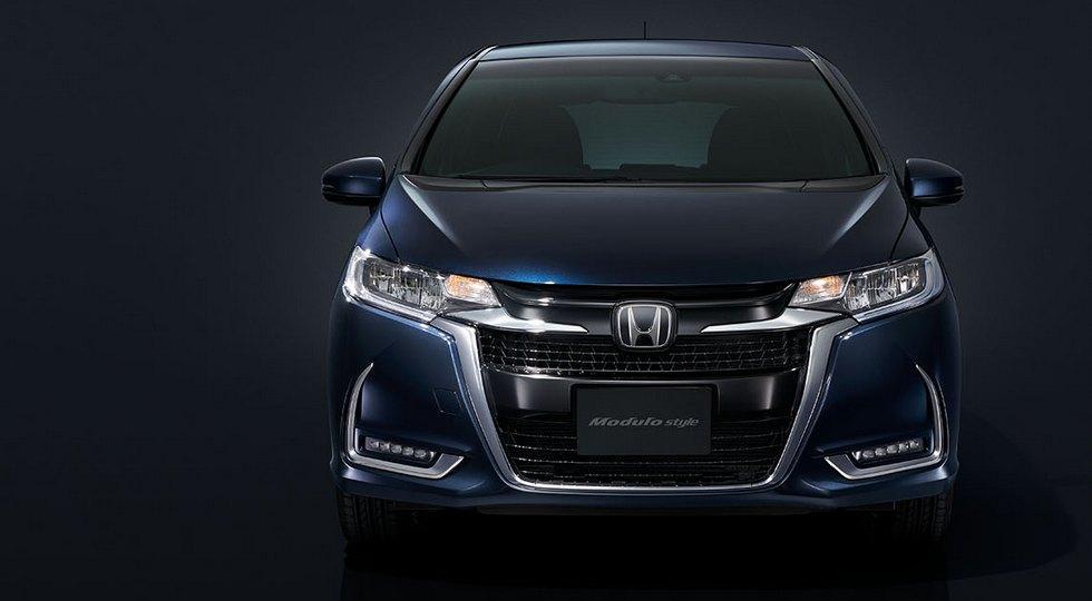 Новый хэтчбек Хонда  Fit выйдет под суббрендом Modulo Style