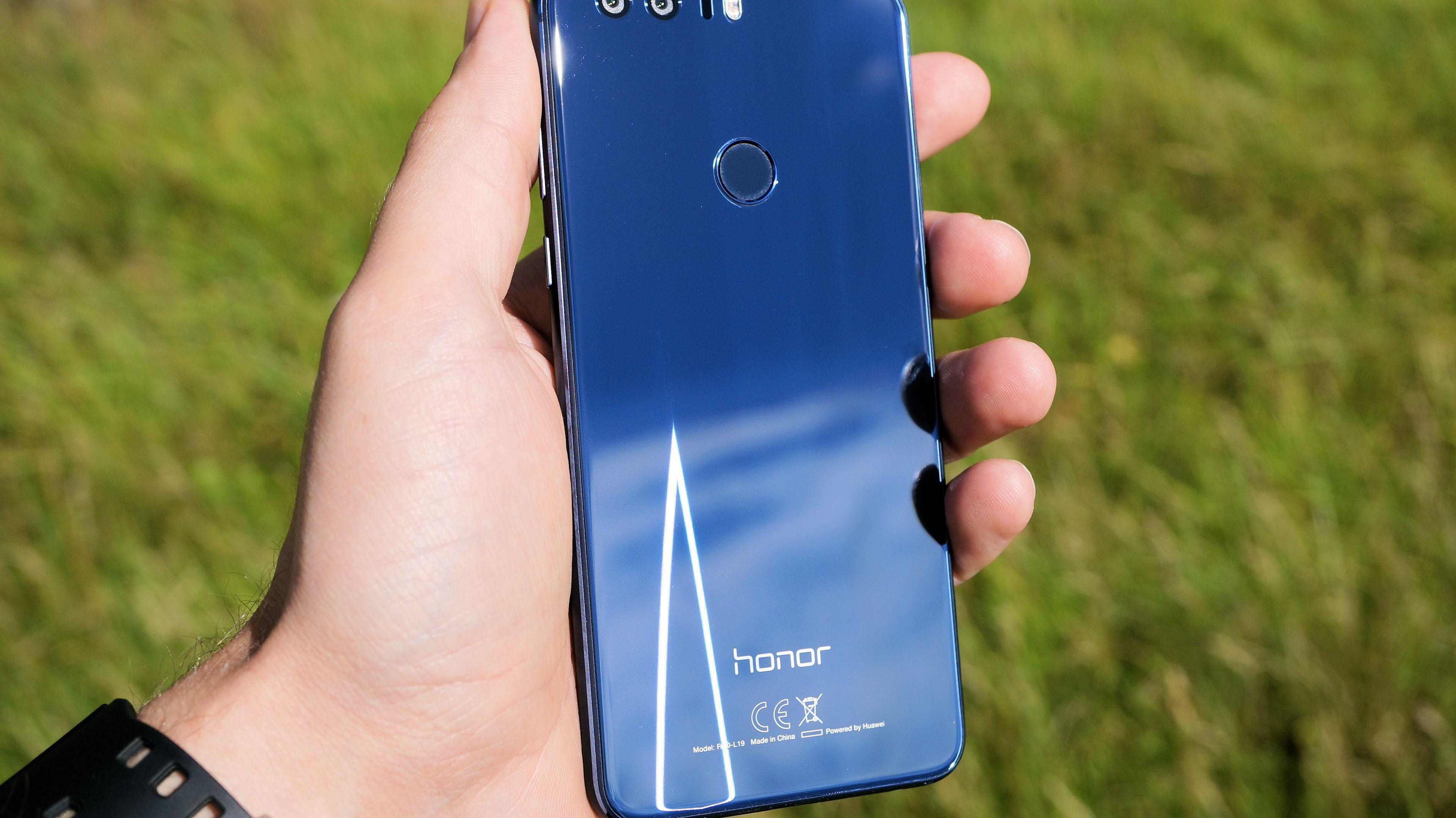 Новый смартфон Honor Note может получить самый большой дисплей в серии