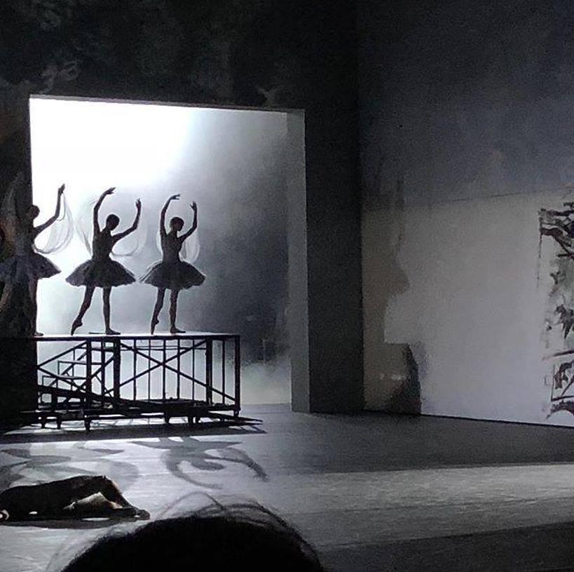 Даррен Аронофски попросил привезти балет «Нуреев» вСША