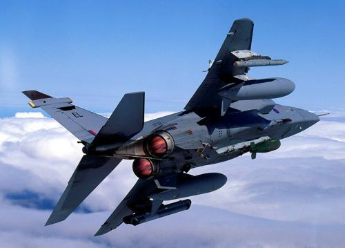 На западе Индии разбился истребитель-бомбардировщик Jaguar