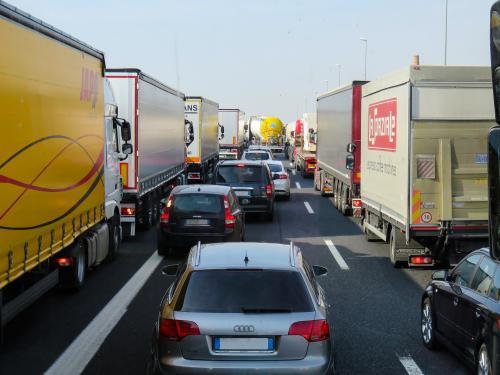 В Омске из-за ремонта центральных дорог произойдут крупные пробки