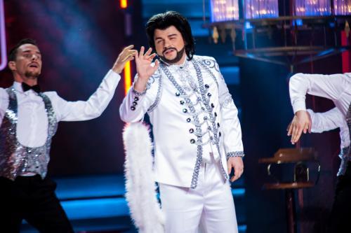 Гарик Харламов подогрел интерес к дуэту с Филиппом Киркоровым