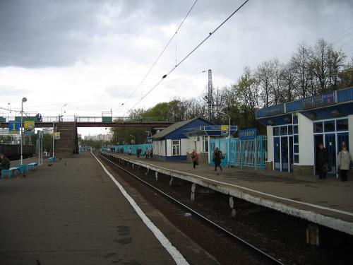 Станция метро «Тушинская» благоустроилась перед ЧМ-2018