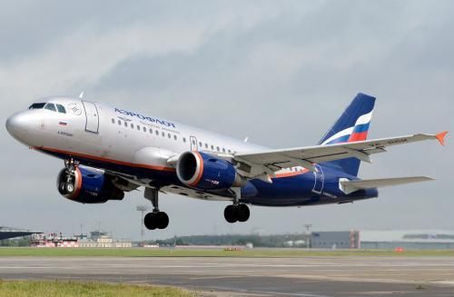 Ко Дню России «Аэрофлот» проводит фотоконкурс среди пассажиров
