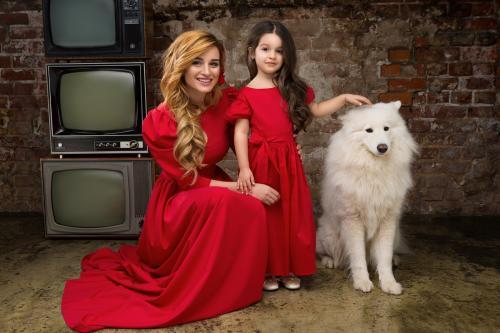 Ксения Бородина назвала себя самой требовательной мамой