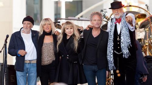 В Лондоне скончался гитарист культовой группы Fleetwood Mac