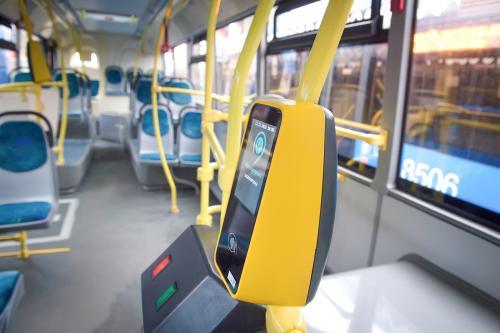 Собянин: Турникеты уберут во всех трамваях Москвы