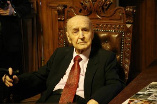 Ученый-археолог Василий Любин скончался в Петербурге на 101-м году жизни