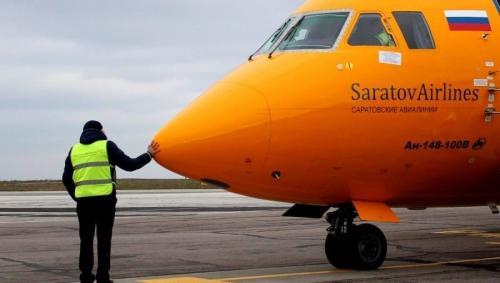 «Саратовские авиалинии» вернули клиентам деньги почти за 30 тыс билетов