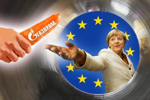 «Российское оружие в Берлине!»: Очередная истерика в украинском парламенте
