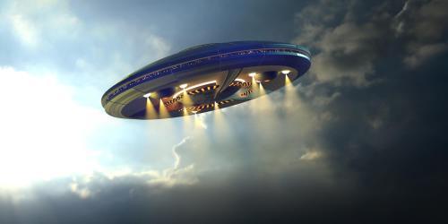 Американец снял секретные эксперименты NASA с НЛО над Хьюстоном