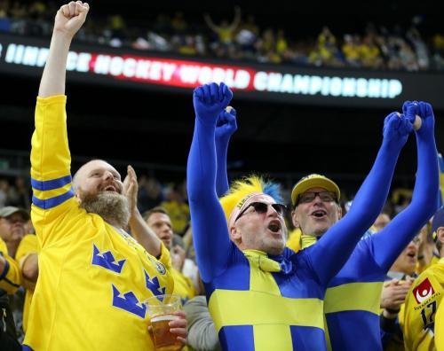 В Нижнем Новгороде телебашню окрасят в цвета флагов Швеции и Южной Кореи