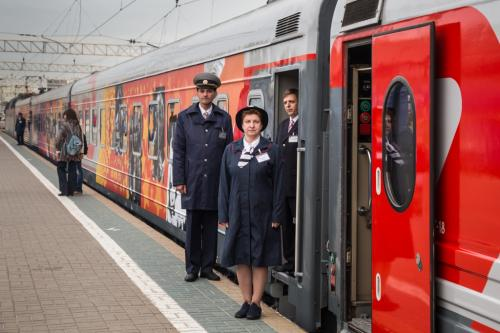 Британских болельщиков сняли с поезда по пути в Волгоград