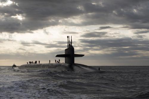 ЦРУ более 40 лет скрывали секретные опыты пришельцев на атомной подлодке K-129