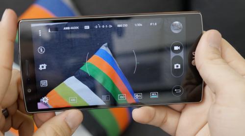 Первый смартфон LG на Android One получит экран FHD+