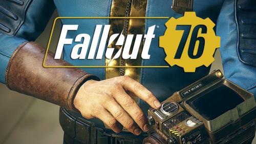 На Xbox One раньше всего начнут тестирование beta Fallout 76