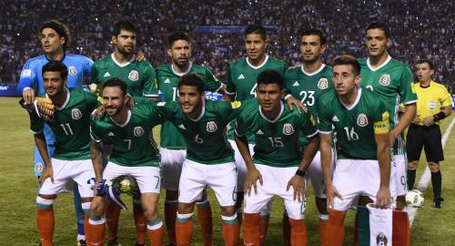 Биологическое оружие: Мексиканцы вышли на игру против Германии с гриппом