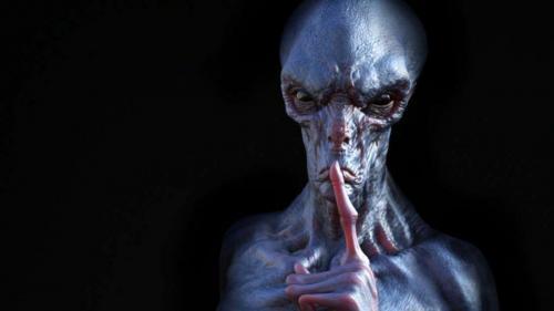 Над Аризоной зафиксировано инопланетное фиолетовое свечение