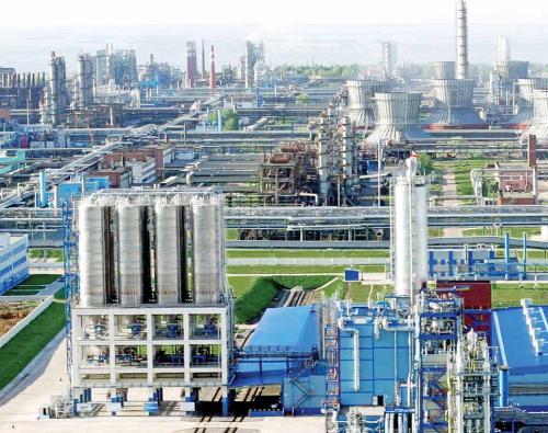 В Татарстане открыли производство изобутилена